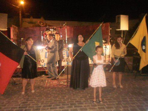 O Dia do EVANGÉLICO em São Mamede PB